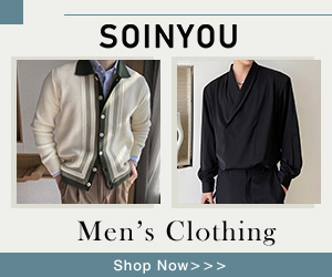 Soinyou vintage casual clothing