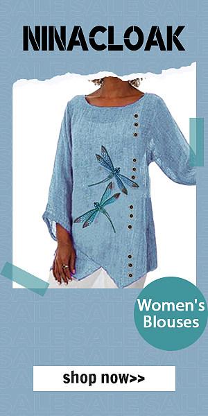 women's blouses