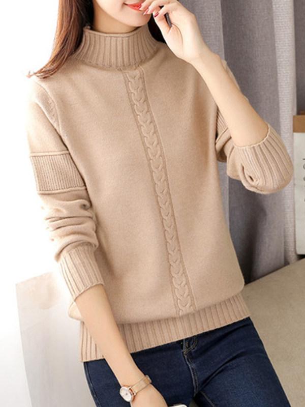 nude sweater ninacloak