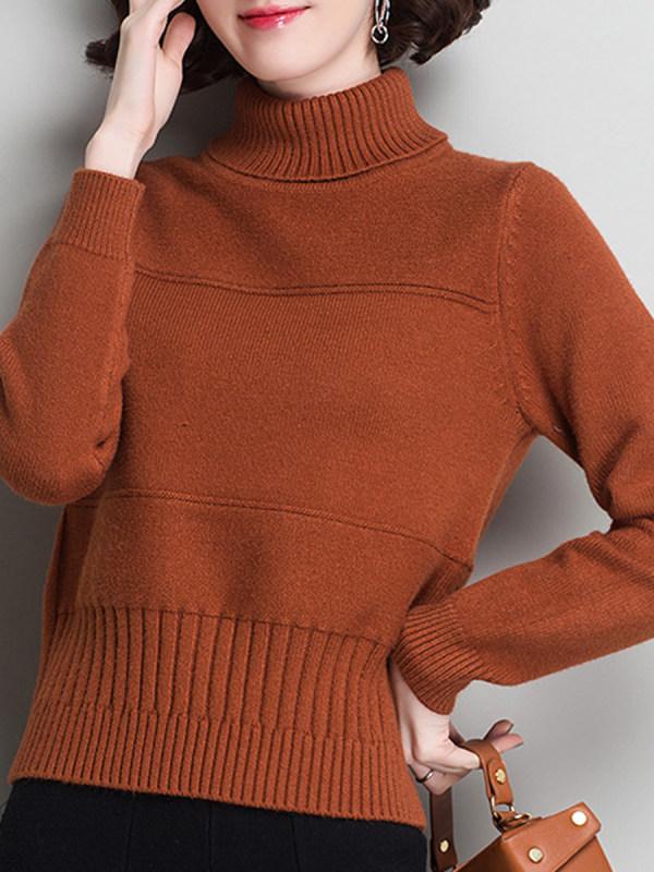 orange sweater ninacloak