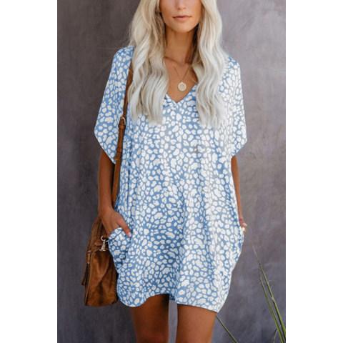 2020 Summer Casual Shirt Dress