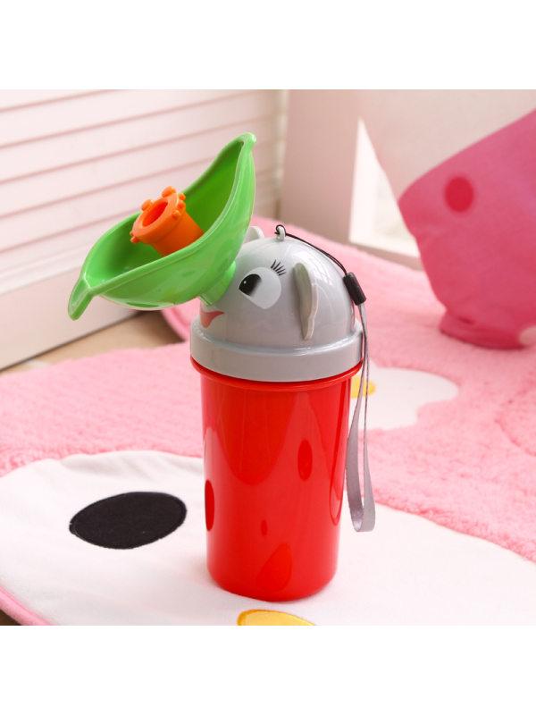 Portable Convenient Travel Cute Baby Urinal