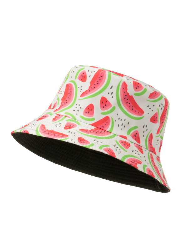 Kids Fashion Fruit Pattern Hat