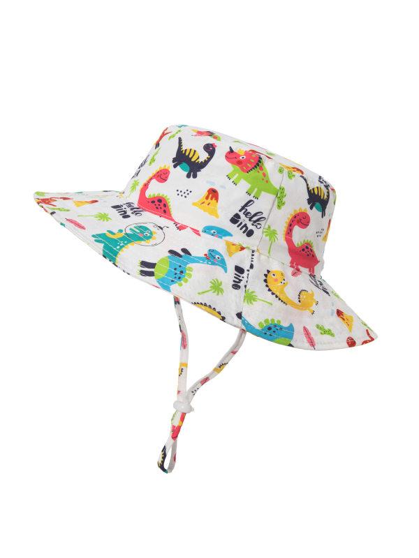【0Y-5Y】Kids Fashion Animal Pattern Hat