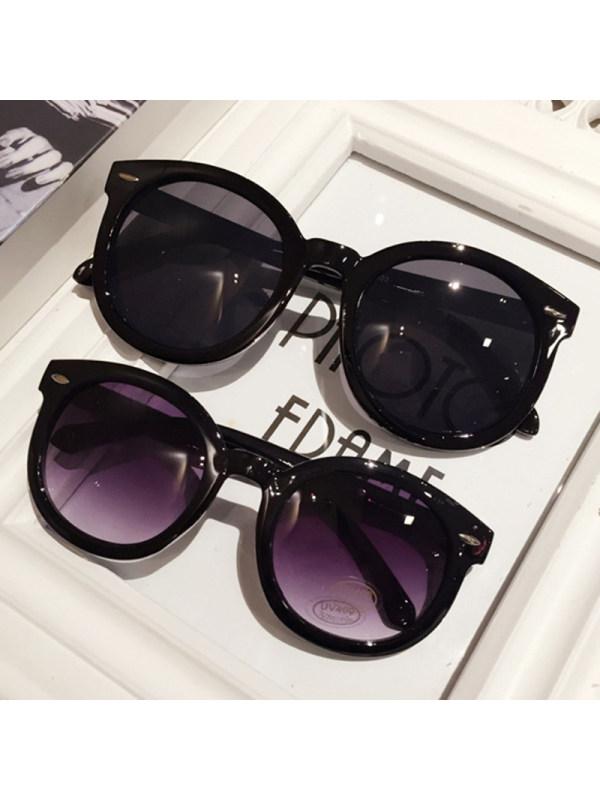 Fashion Black Mom Kid Sunglasses