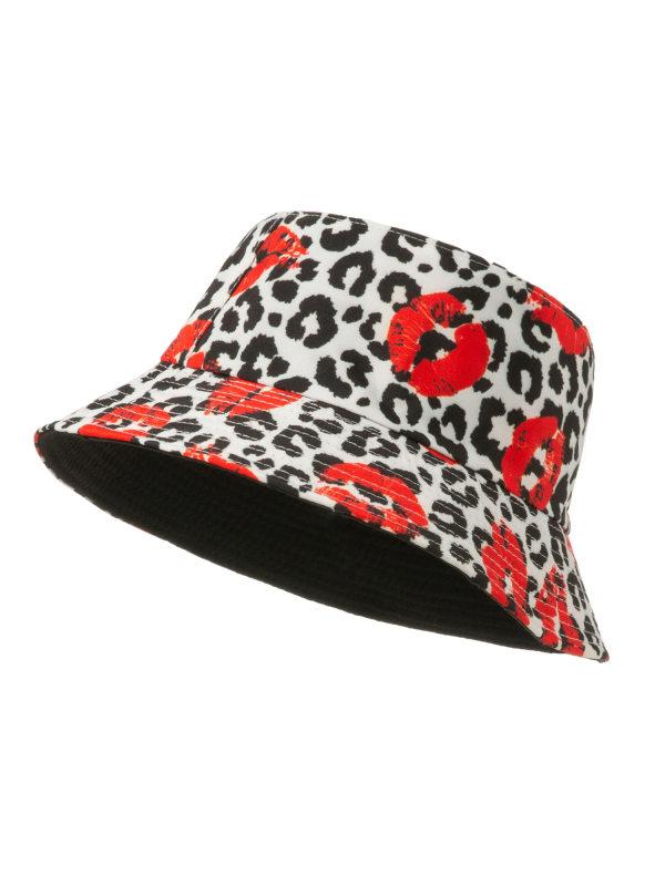 Kids Fashion Leopard Print Hat