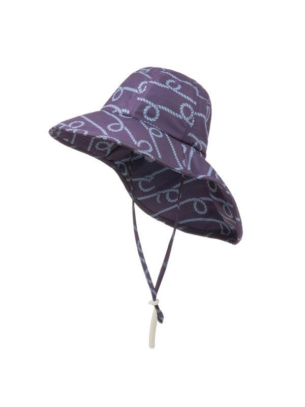 Kids Fashion Print Hat