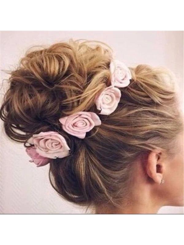 Children's Rose Flower Headband