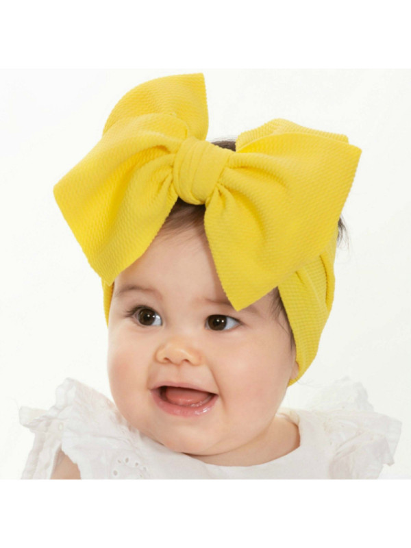 Baby Bow Hair Band