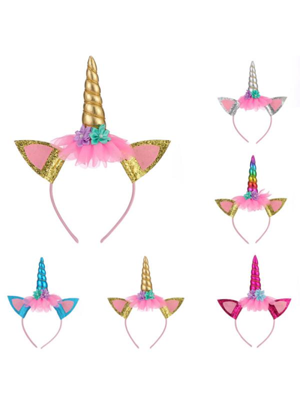 Kid Unicorn Headband