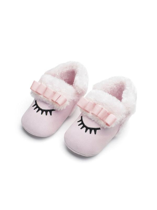 Baby Plush Toddler Shoes