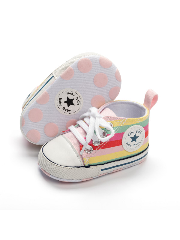 Baby Rainbow Toddler Shoes