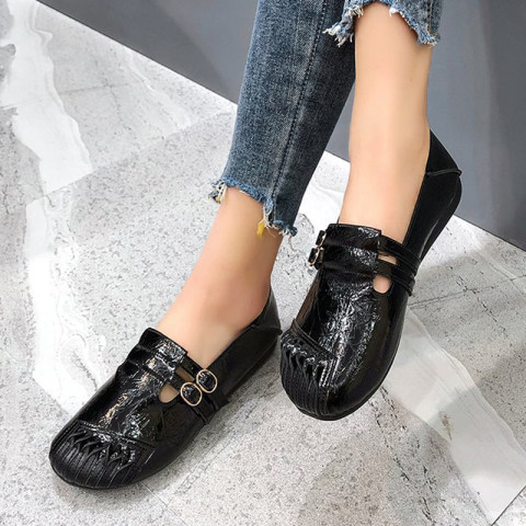 Casual fashion simple wild shoes