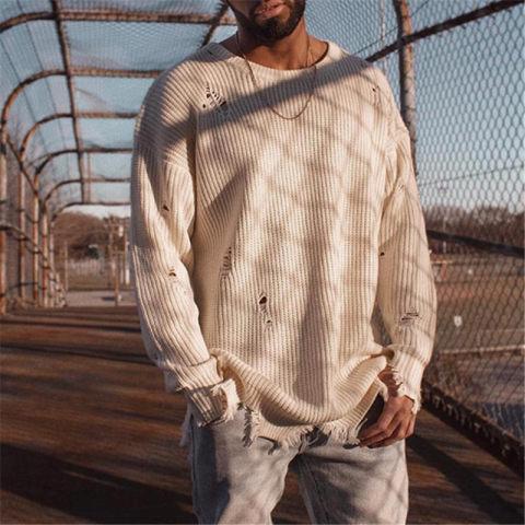 Decadence-sensitive Street-breaking Turtleneck Sweater