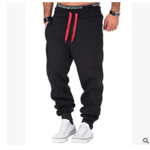 Amazon Mens Casual Sports Pants European And American Style Leggings Mens Sports Fitness Pants
