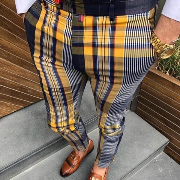 Retro Herren Japanischer Stil Freizeithose Mode Harem Lockere Hosen