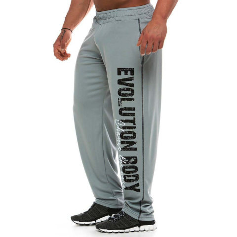 Loose breathable running mens sports pants