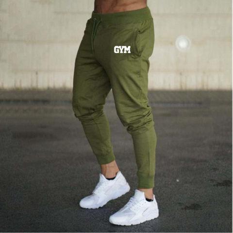 Mens Fitness Pants Running Training Pants