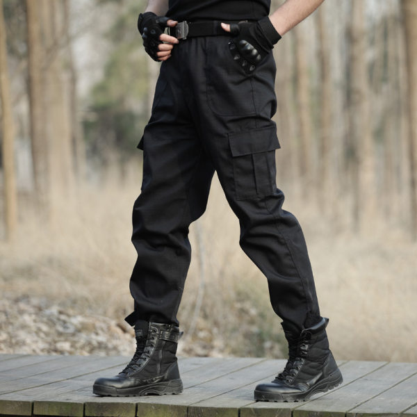 Mens quick-drying wear-resistant tactical pants