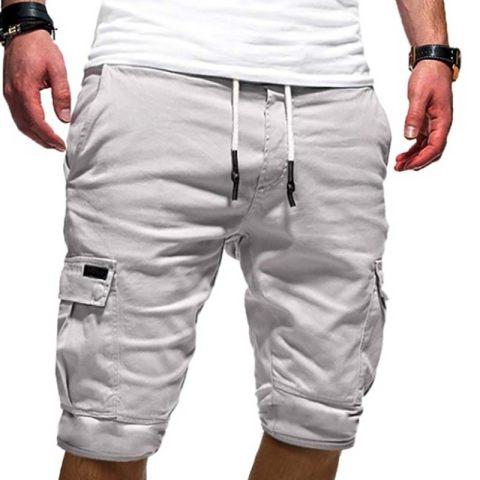 Men's Casual Multi Pocket Shorts