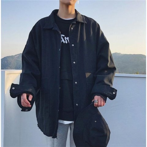 tooling casual jacket