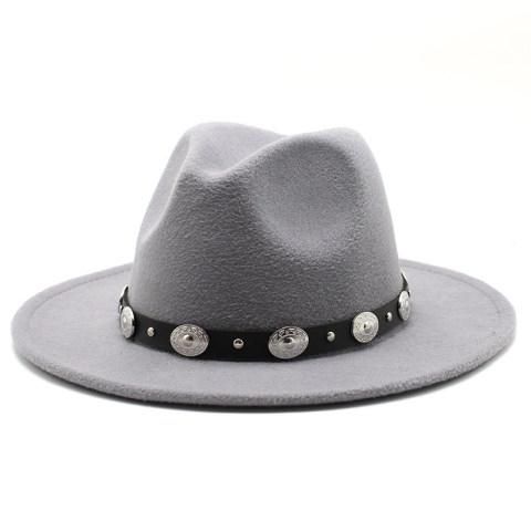 Vintage Wool Top Hat