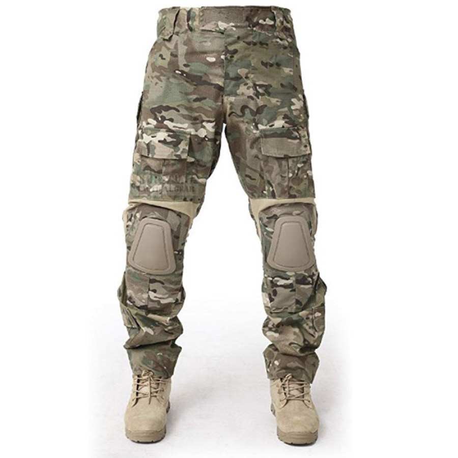 Image of Men's fashion outdoor tactical camouflage pants