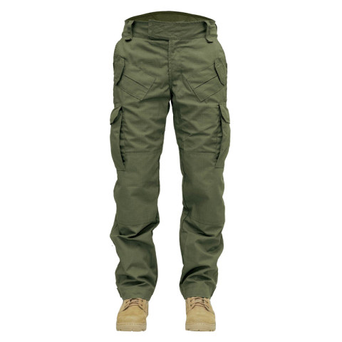 Mens Multi-pocket Tactical Trousers