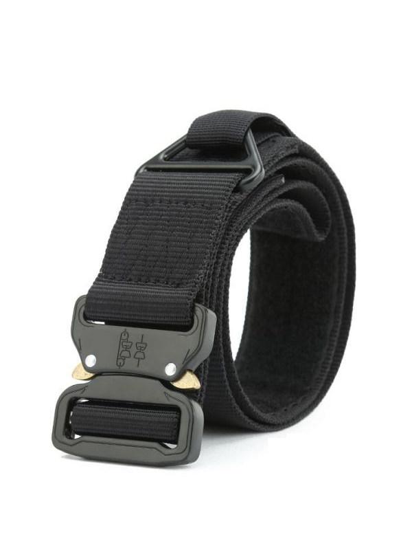 45cm Cobra Series Velcro Outdoor Tactical Belt Multifunctional Nylon Military Training Belt