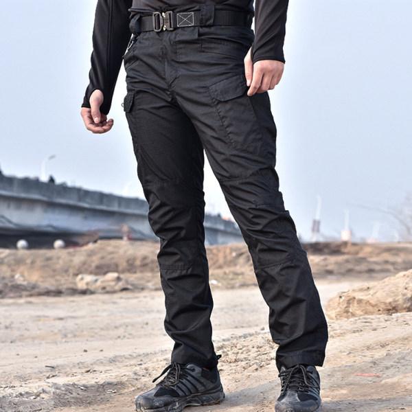 Outdoor Tactical Pants Army Fan Multi-Pocket Combat Pants