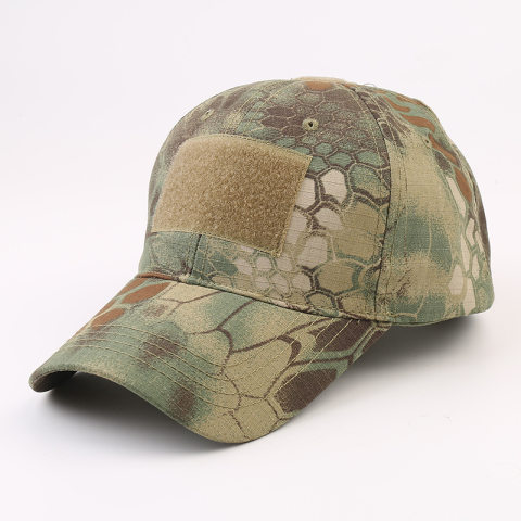 Army Fan Outdoor Baseball Cap Male Tactical Camouflage Cap