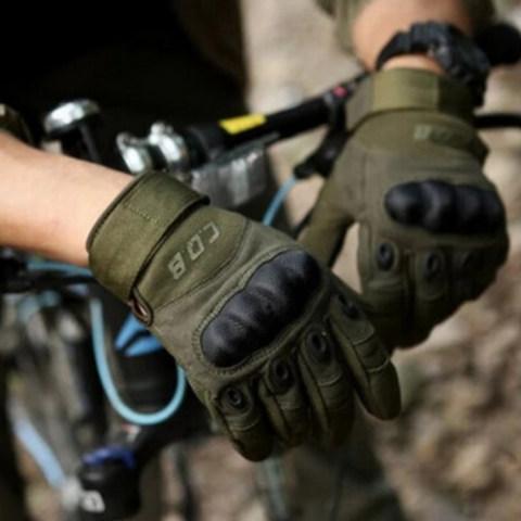 Outdoor Tactical Gloves Non-Slip Anti-Cut Half Finger Gloves
