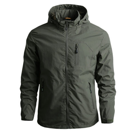 Thin mountaineering Quick Drying Windproof Sports Jacket