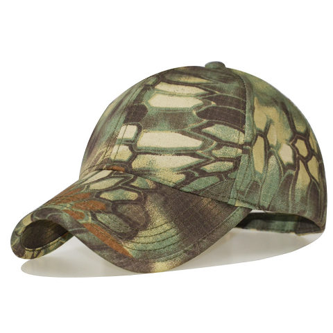 Camouflage Tactical Python Baseball Cap