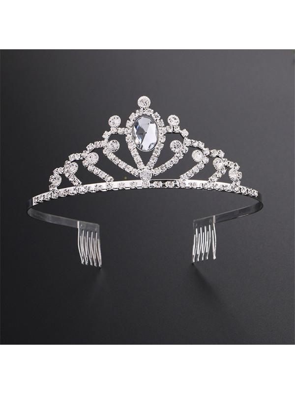 Girls Princess Crown Hair Band