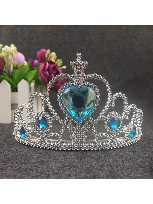 Kids Princess Crown Headdress Set