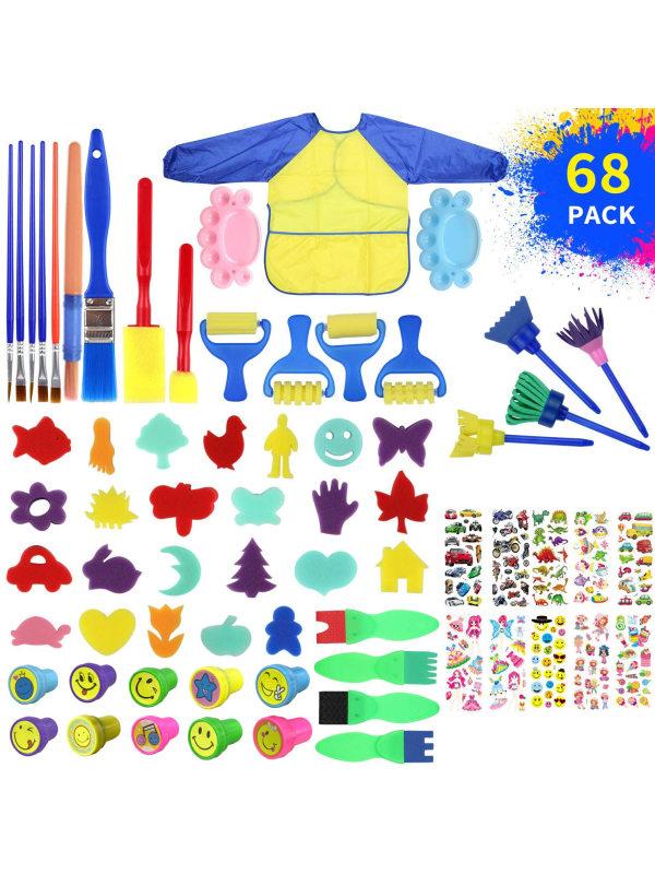 Kids Drawing Tools Set of 68