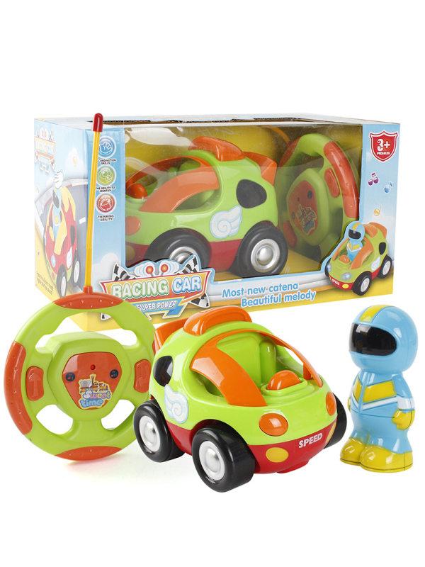 Kids Educational Wireless Remote Control Toy Car