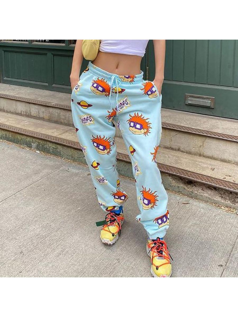 Image of Anime Avatar Sports Pants