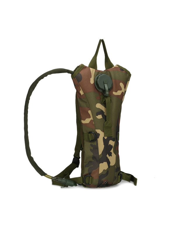 3L liner water bag outdoor bike riding sports water bag pack tactical backpack