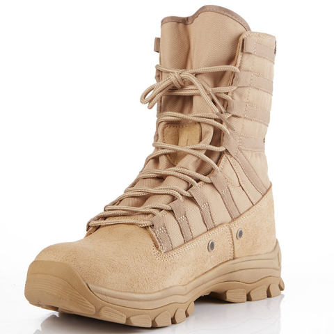 Men's Outdoor Expansion High-Top Military Boots Tactical Boots