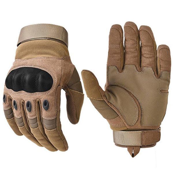 Non-Slip Riding Sports Army Fan Combat Gloves Full Finger Gloves