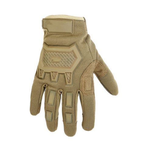 Tactical CS Full Finger Gloves Riding Wearable Fighting Outdoor Sports Gloves