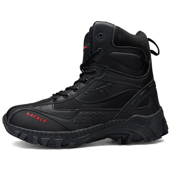 Outside Desert Anti-Skid Military Fan Tactical Boots