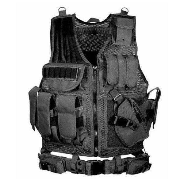 Summer Mesh Breathable Outdoor Multifunctional Tactical Vest