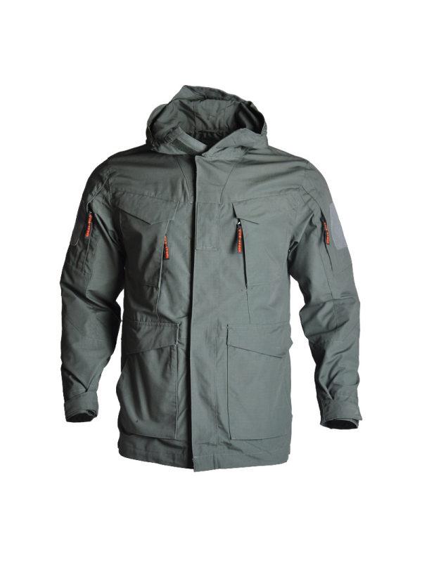 Outdoor Tactical Trench Coat Waterproof Jacket