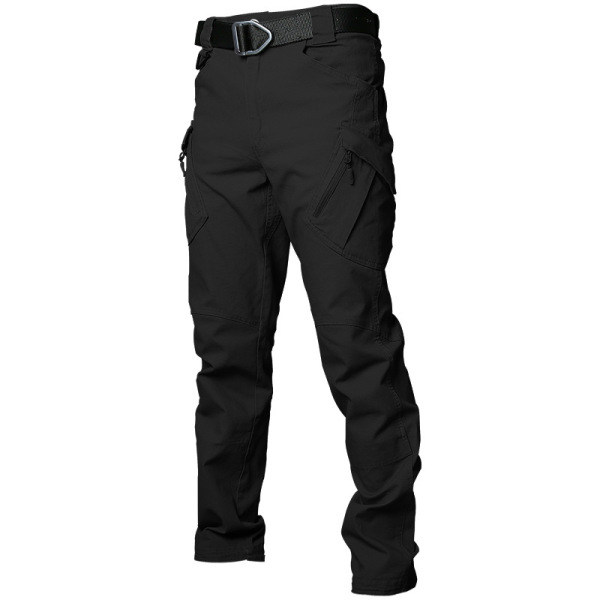 Outdoor loose IX9 tactical trousers multi-pocket overalls