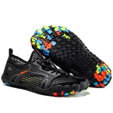 Men's outdoor five-finger hiking shoes