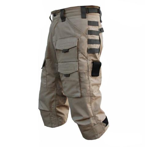 Mens outdoor training shorts