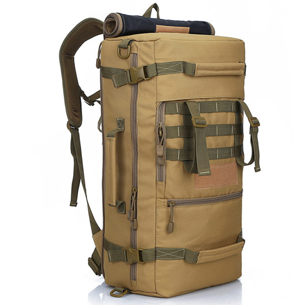 Outdoor 50L multifunctional tactical backpack